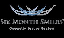 Six months smile logo