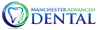 Manchester Advanced Dental mobile logo