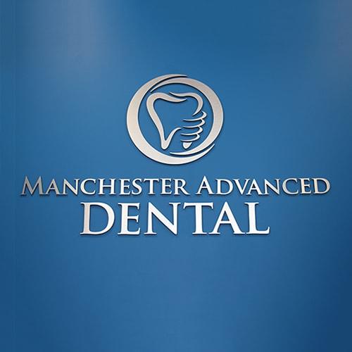 Manchester Advanced Dental logo