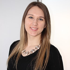 Morgan who is a certified dental assistant at Manchester Advanced Dental